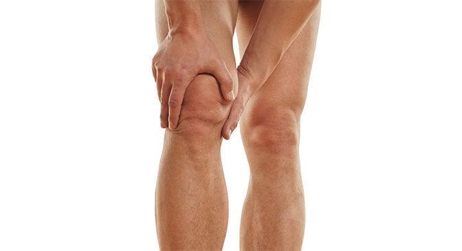 γόνατο άρθρωση